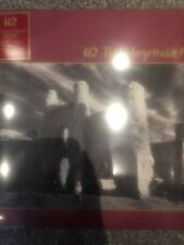 U2 - The Unforgettable Fire (25th Anniversary Edition) Sealed Vinyl Lp + Booklet