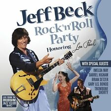 Jeff Beck ~ Rock 'N' Roll Party ~ NEW CD Honoring Les Paul ~ Live Recording 2011