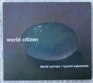 David Sylvian / Sakamoto - World Citizen - Mini CD Album - SOUNDCDSS002 - 2003
