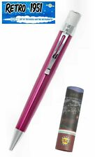 Retro 51 #VRR-1313 / Pink Tornado Pen / Formerly known as Magenta