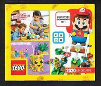 Lego - Catalogue 2020 - Juin-Décembre - 84 pages - 21 x 18 cm