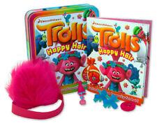 Trolls Happy Hair Tin DreamWorks