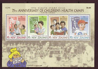1994 New Zealand~Health~Unmounted Mint M/S~Stamp Set~ UK Seller