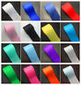 New 5 Yards 2Inch 50mm Grosgrain Ribbon Hair Bow DIY Sewing Pick color UK