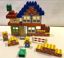 Lego Duplo 3882 Bob the Builder Clock Tower Bob Set 2002