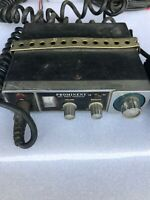 Vintage Prominent 23 Channel CB Radio Transceiver MS-24 Untested Repair/Parts