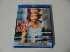Dvd Blu Ray Movie Run Lola Run Fast Cash Crazy Fate True Love