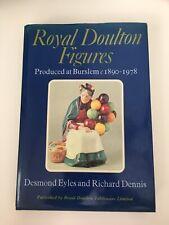 "Royal Doulton Figures ""Produced At Burslem c 1890-1978"" Eyles And Dennis 1978"