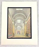 1983 Vintage Stampa Romanov Royal Famiglia Inverno Palazzo The Lungo Ritratto