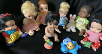 Disney Princess baby daycare Cinderella Belle Sleeping Beauty Tiana  Snow white
