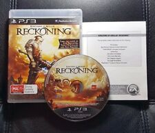Kingdoms Of Amalur Reckoning (Sony PlayStation 3, 2012) PS3 Game - FREE POST