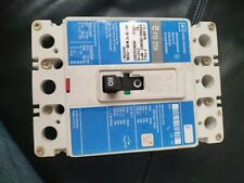 Fd3110 Cutler-Hammer Type 25K Blue Label Circuit Breaker 3 Pole 110 Amp 600V