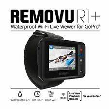 REMOVU R1+ plus WaterProof Wi-Fi live view display + remote control for GoPro
