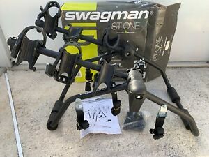 New Swagman ST-ONE 80305 3 Bike Carrier Trunk Mount