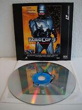 ROBOCOP 3 | FSK 16 | Laserdisc PAL Deutsch  | LD: Wie Neu | Cover: Sehr Gut