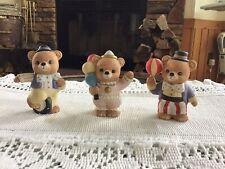 Homco Figurines #1449 Circus Bears