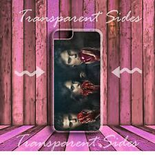 THE VAMPIRE DIARIES DAMON SALVATORE 2D HARD PHONE CASE COVER for iPhone models