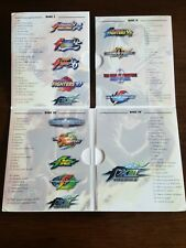 The King Of Fighters Soundtracks: 94-XIII (4 CD Soundtrack Collection) OST KOF