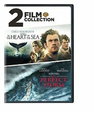 In the Heart of the Sea/ Perfect Storm (2018) DVD NEW SEALED