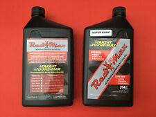 RedMax Super Comp 20 WT 300 Viscosity Kart Racing Oil 12-Quarts