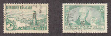 France - 1935 - SC 299,301 - Used