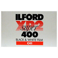 Ilford XP2 400 Black & White Film 36exp (C41 process)