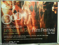 Cinema Poster: 22nd BFI LONDON LESBIAN & GAY FILM FESTIVAL (Quad) Film Festival