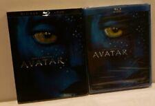 Avatar (Blu-ray / DVD, 2010, 2-Disc Set) w/ Slipcase BRAND NEW! SEALED!