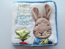 Easter Gift Baby Kids Peter Rabbit Bunny Educational Soft Cloth Story Book Toy