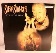 Laserdisc [P] * Sleepstalker * Evil Never Dies... Jay Underwood Kathryn Morris
