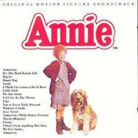Various : Annie: Original Soundtrack CD (1990) ***NEW*** FREE Shipping, Save £s