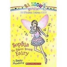 Sophia the Snow Swan Fairy Rainbow Magic Magic Animal Fairies #5