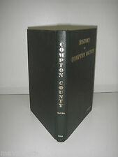 History of Compton County/L S Channell Antique photos/biography/family history.