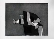 AFRO (Afro Basaldella, Udine 1912 - Zurigo 1976), Nero IV