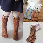 1 Pair Baby Kids Girls Cotton Fox Tights Socks Stockings Pants Hosiery Pantyhose