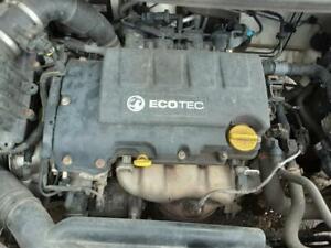 ENGINE VAUXHALL CORSA MK32006 TO 2015  MANUAL A12XER(LDC) & WARRANTY - 11708034