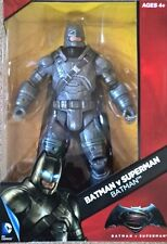 Mattel Dc Collectibles Superman vs Armored Batman 12 inch figure UK seller