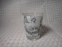 New York City Souvenir Shot Glass