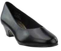 Soft Style by Hush Puppies Womens ANGEL II Pump Shoes BLACK Choose Sizes NIB