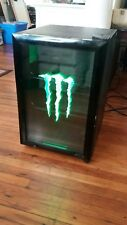 MONSTER ENERGY GS2 Mini Fridge Cooler Refrigerator