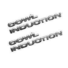 67 - 69 Camaro / 70 - 72 Chevelle / El Camino Emblem - COWL INDUCTION
