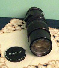 Bushnell Vintage Camera Lens for PENTAX, Made in Japan