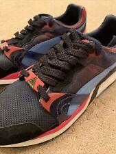 Puma Rare Trinomic Xt2 x Whiz Ltd x Mita Black / Red Mens Size 10 Ds New! 698 Rs