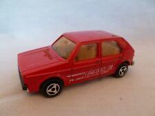 AI688 MAJORETTE VW VOLKSWAGEN GOLF 1/60 REF 210