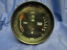 Porsche 911 Temp Oil Druck Pressure Gauge 91164110305