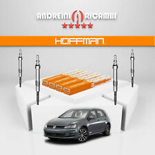 KIT 4 CANDELETTE VW GOLF VII 1.6 TDI 77KW 105CV 2013 -> GE115