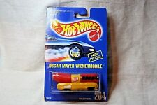 Vintage Hot Wheels 3029 (204) Oscar Mayer Wienermobile in Unopened Original Pack
