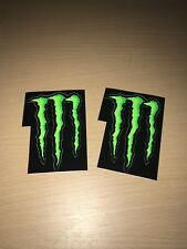 MONSTER ENERGY STICKERS 2 FOR £1.99