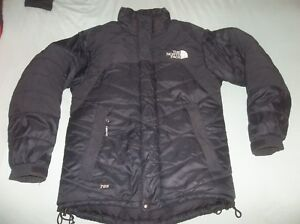The North Face Double X Parka Vintage Himalayan Arctic Jacket Goose Down TNF