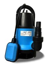 MD Electric Submersible Clean & Dirty 750w Water Pump MD750CD Pond Flood Hot Tub